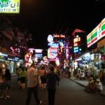 Walking Street di notte