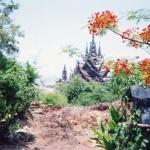 Verso il tempio