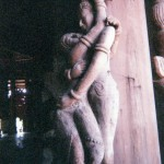 Sculture nel tempio