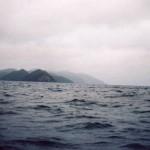 Sosta in mezzo al mare