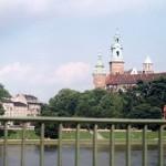 La città di Cracovia