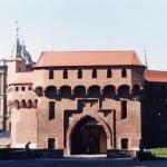 Una porta delle vecchie mura