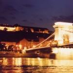 Crociera notturna sul Danubio