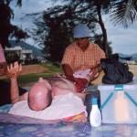 Massaggi e pedicure