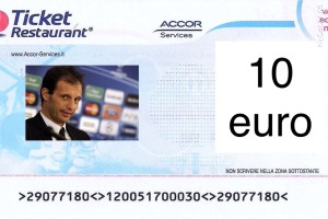 Allegri ticket restaurant